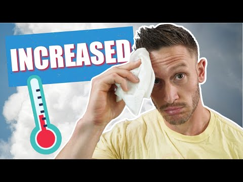 Why You Sweat More When You Do Keto - Common Side Effects
