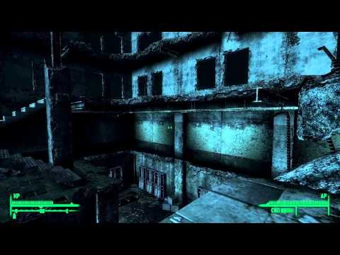 Fallout 3 SweetFX gameplay commentary 8: It's a nuclear device