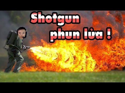 Review vũ khí mới MẠNH hơn cả Shotgun sVIP !!  TRUY KICH TQ