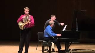 Austin Larson-Concerto for Horn ,Strings and Timpani op 150-York Bowen-III