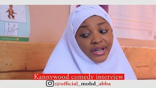 Kannywood Comedy interview episode 20 By Mohammed Abba