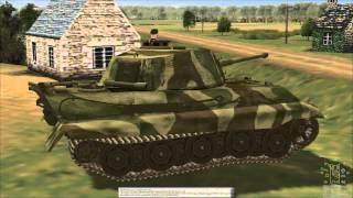 Panzer Elite PP2-X 1.1 mod with unique sounds