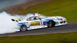 Winner celebration  Race Car.