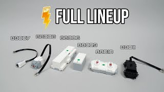 LEGO Powered Up & Boost Lineup Reveal