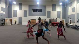 Aloha Run Choreography 1 of 4: Surfin USA