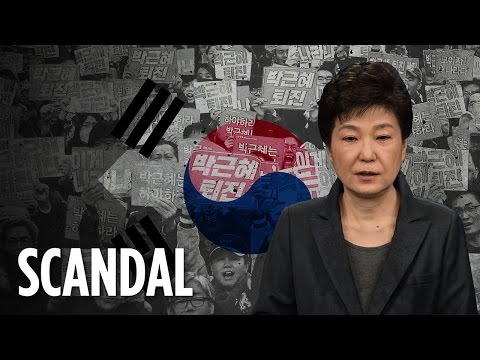 The Bizarre Scandals Surrounding South Korea's President