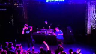 Aesop Rock and Kimya Dawson- The Aquarium live