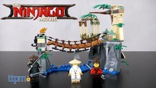 The Ninjago Movie Master Falls from LEGO
