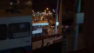 Россия-Египет. Саратовские болельщики ночью громко праздновали победу