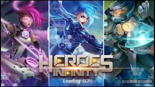 Обзор игры для android Heroes infinity