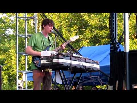 Panda Bear - Last Night At The Jetty / Benfica - Live at Pitchfork Music Fest 2010