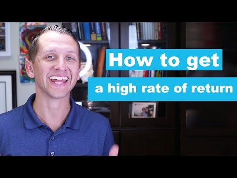 """<span class=""""title"""">How to get a high rate of return</span>"""