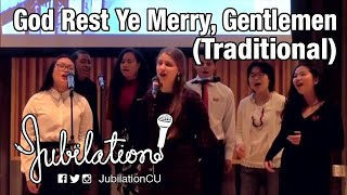 "Jubilation! - ""God Rest Ye Merry, Gentlemen"""