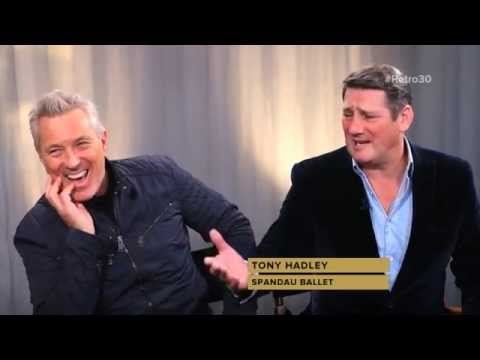 Spandau Ballet Interview Retro 30