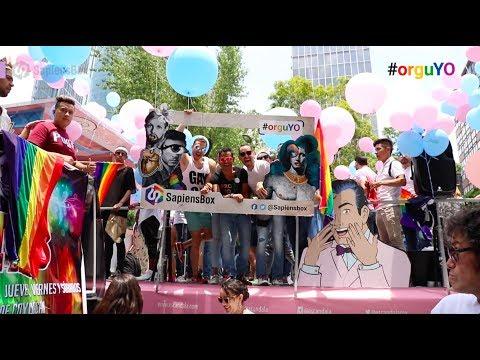 Marcha LGBT+ un gran día para sentir #orguYO | SapiensBox