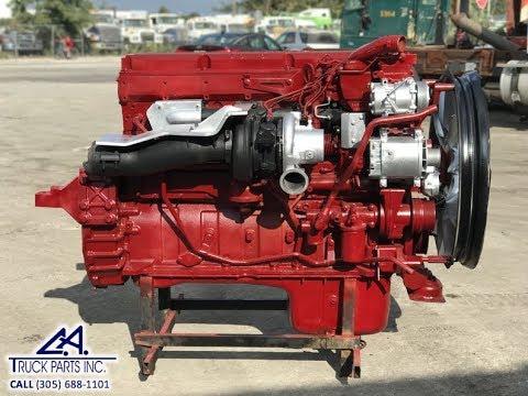 2003 Cummins ISX Diesel Engine For Sale Walk Around Serial # 79013649   CA TRUCK PARTS