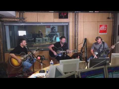 NICKELBACK - Song On Fire - Acoustic Performance (RTL2 LIVE) 2017
