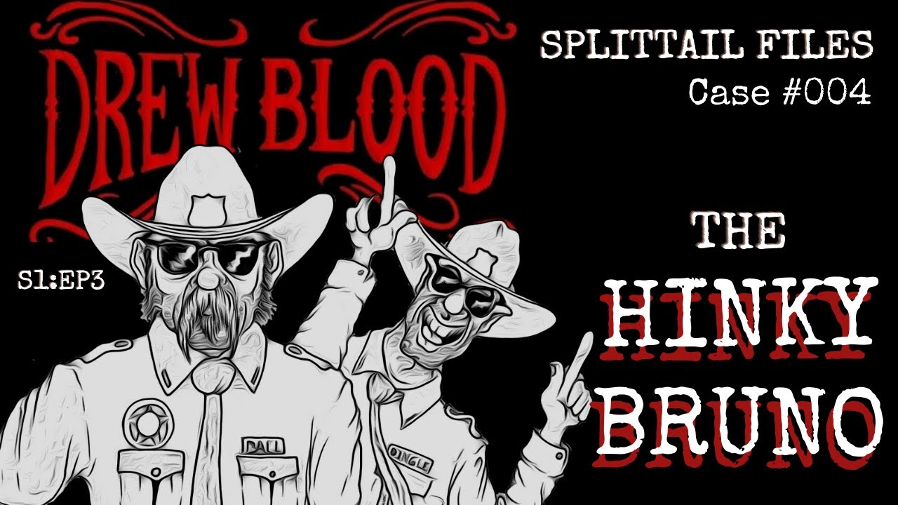 Download Splittail Noir: Geoff Sturtevant Creepypasta 💀 S1E3 The DREW BLOOD Podcast (Scary Stories)