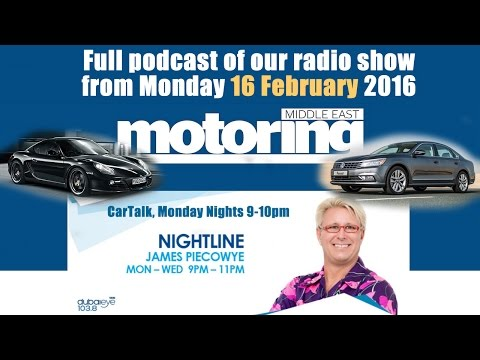 Car Talk Radio Show Podcast from 16 Feb 2016 on Dubai Eye
