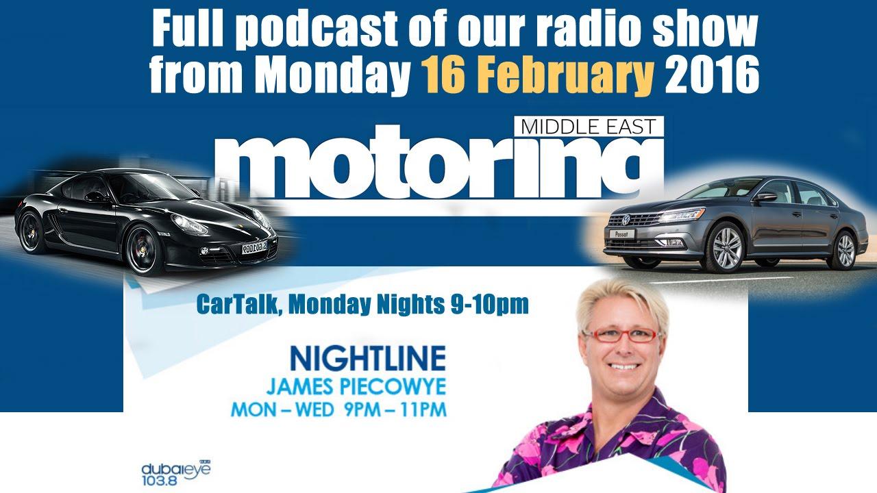 Car Talk Radio Show Podcast From Feb On Dubai Eye YouTube - Car talk radio show