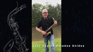 Jody Espina Sax Fest Costa Rica Internacional 2019