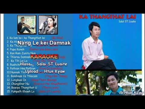 Nang Le kei Damnak II karaoke By Htun Kyaw