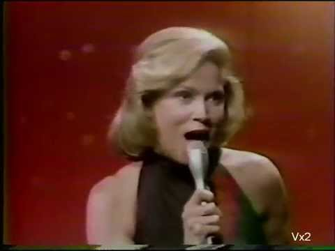 Phyllis McGuire of The McGuire Sisters goes solo on Maybe This Time - Feb. 1976