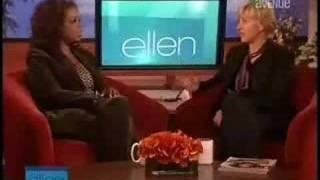 Oprah on Ellen - Part 1/3