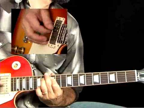 Blues Rock Guitar Lessons - Kings: Jimmy Page - Andy ...