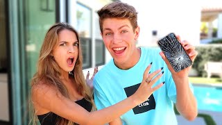 PRANKING MY CRUSH FOR A WEEK!! Ft. Lexi Rivera