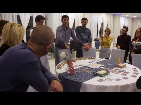 International meeting in Albania