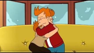 Futurama - Fry And His MOM Saddest moment From Season 7 Episode 23