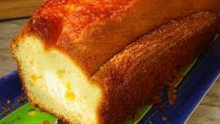 اكلات ربة البيت التونسي - تارت بالبرتقال - tarte ou gateau à l'orange