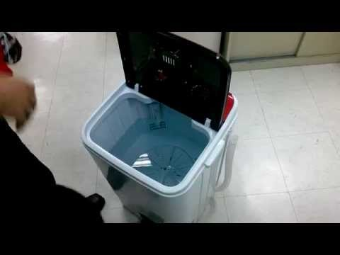 Foot Power Non Electric Washing Machine Without Elec
