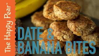 DATE & BANANA BITES w/ JASMINE HEMSLEY