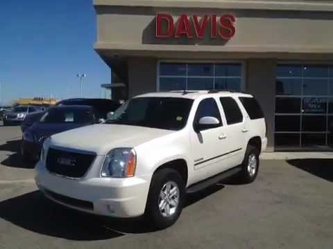 White 2012 GMC Yukon SLT Alberta | Delivery to High River | #123282