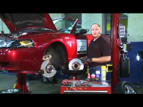 Car Corner: Basic Brake Job