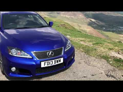 10 things you didn\'t know about the Lexus ISF