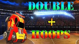 Новый формат! | Double&Hoops | Rocket League