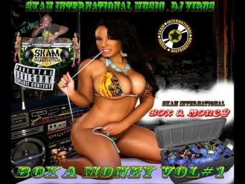 BOX A MONEY MIXTAPE VOL#1 DJ VIRUS SKAM INT,,,,,,