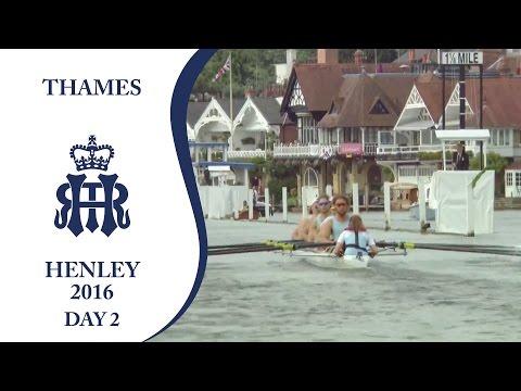 Oslo v Sydney | Day 2 Henley 2016 | Thames