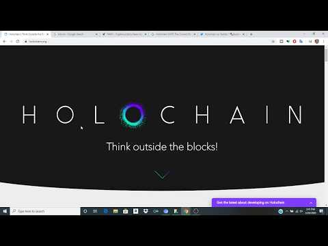 Holochain(HOT) Big Signs 2020 Looks Bullish for Cryptocurrencies