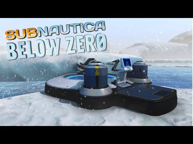 Re-Exploring Snow Fox Base // Subnautica Below Zero [Episode 15] (Deep Dive Update)