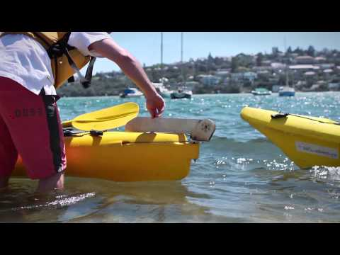 Sydney Harbour Kayak Tour With Lunch