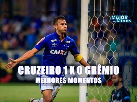 Cruzeiro 1 x 0 Grêmio - Melhores Momentos - 28ª Rodada, Campeonato Brasileiro 2016