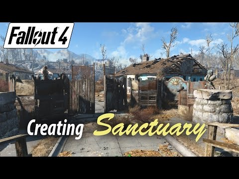 Fallout 4: Guide to settlement building, power and the first quest in Sanctuary