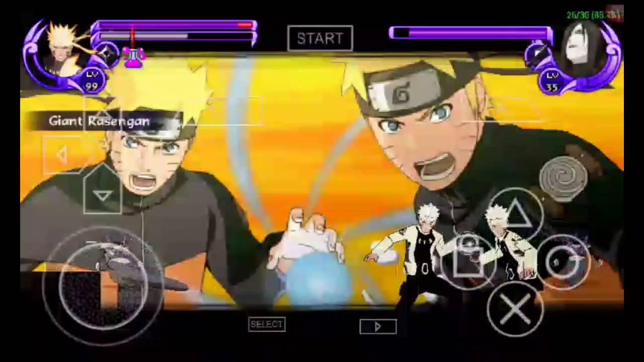 Naruto Shippuden Ultimate Ninja Impact   Mod Textures V2 Review