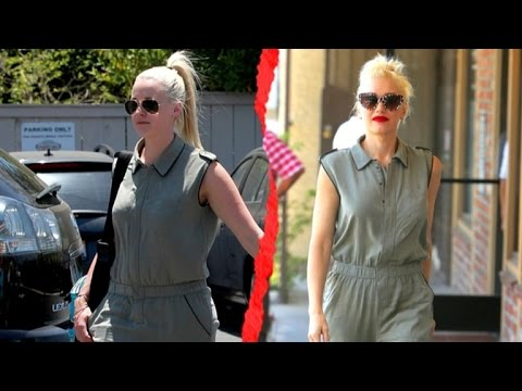 Nanny Who Copied Gwen Stefani's Look...