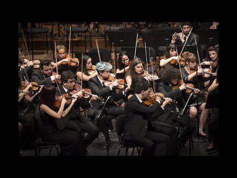CONCERT | Orchestre des Jeunes de la Méditerranée - Session symphonique | 22 juillet 2017 - GTP