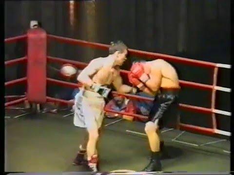 Профессиональный бокс. Александр Зайцев Vs Колчанов (1995 год)